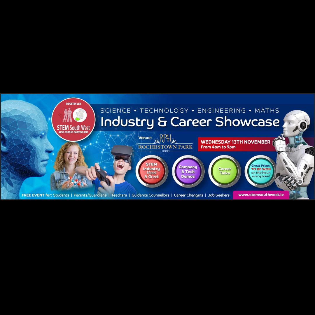 STEM South-West Industry & Career Showcase