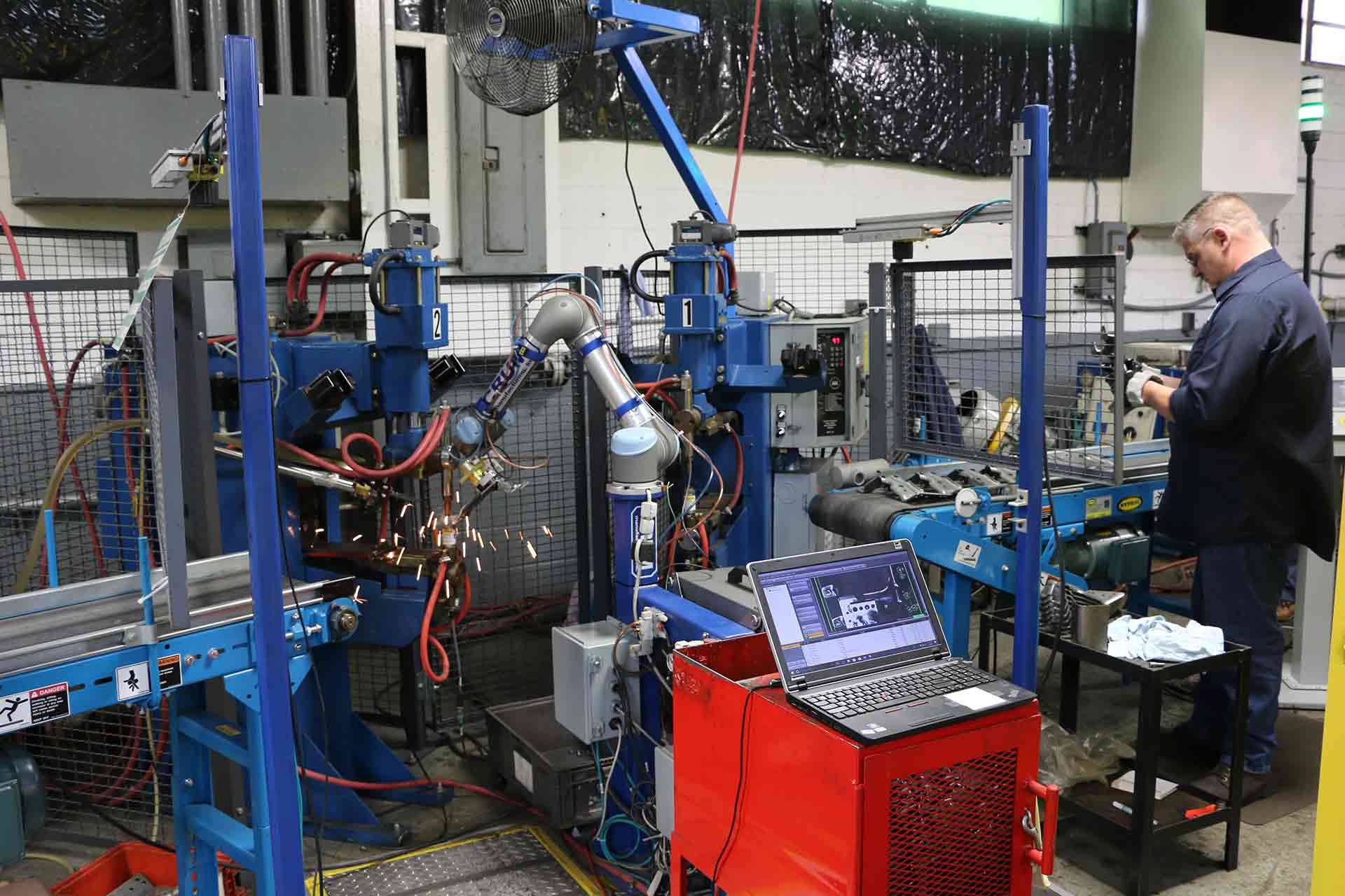 Automation Solutions for Manufacturing